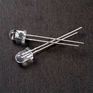 5mm Round Lamp LED DIP LED (LP-50334W) pictures & photos
