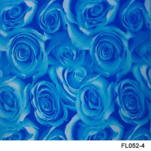 Kingtop 0.5m Width Flower Design Hydrographic Film Hydro Printing Film Wdf052-4 pictures & photos