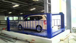 Automatic Cargo Goods Vehicle Repair Hydraulic Auto Platform Lift pictures & photos