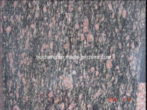 Garnet Red New Granite for Tile Slab Countertop pictures & photos