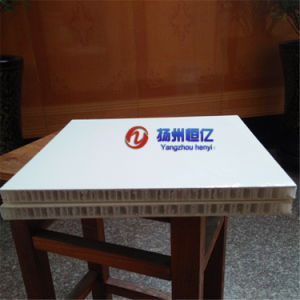 High Gloss FRP PP Honeycomb Panel for Truck Body Construction pictures & photos