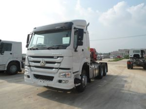 China 10 Wheels 371HP Prime Mover with 12.00r22.5 Tire pictures & photos