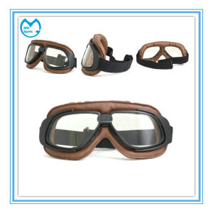 Customized Anti Fog Motocross Harley Desert OTG Goggles pictures & photos