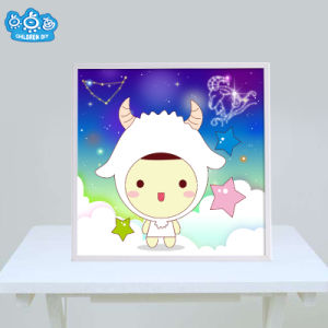 Factory Direct Wholesale New Children DIY Handcraft Sticker Promotion Kids Girl Boy Gift T-038 pictures & photos