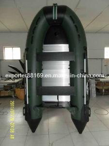 Inflatable Boat with Aluminum Floor (300AL) pictures & photos