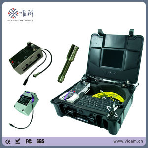 "Industrial Remote Control Sewer Inspection System with 10"" Monitor pictures & photos"