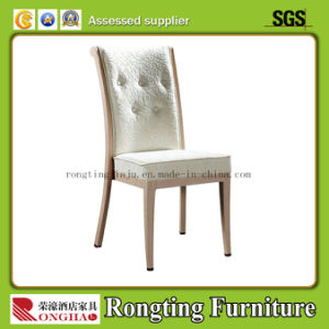 Elegant Hotel Imitated Wooden Dining Chair (RH-52004)
