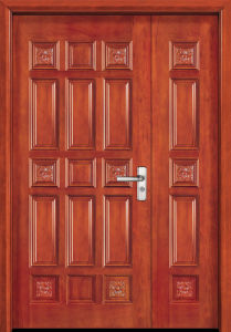 Luxury Exterior Wood Door (CL-3050) pictures & photos
