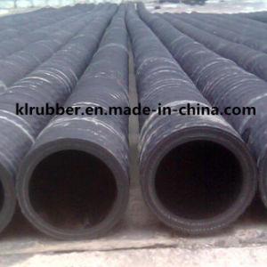 Wear Resistant Oil Resistant Rubber Suction Hose pictures & photos
