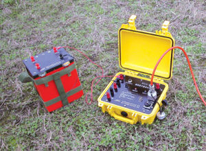 Hot Sale Geophysical Resistivity, Induced Polarization Instrument for Underground Water Detection pictures & photos