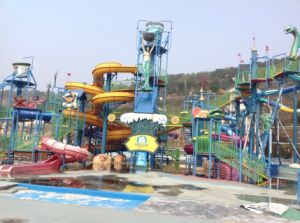 Medium Water House, Fiberglass Water Playground for Adult and Kids pictures & photos