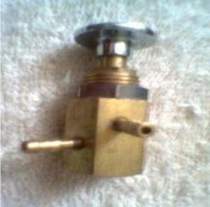 Dental Unit Accessory Spare Part Copper Flush Valve for Foot Pedal (FP01) pictures & photos