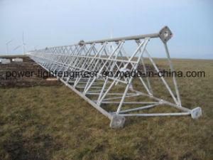Rooftop Lattice Steel Galvanization Tower pictures & photos