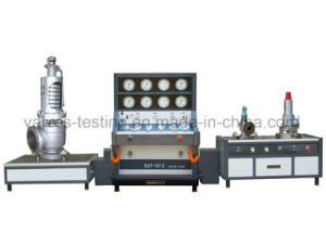 Safety Valves Testing Bench with High Pressure and Big Dn pictures & photos
