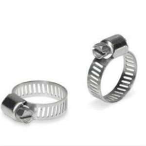 Enpaker Cheap Stainless Steel Heavy Duty Hose Clamp pictures & photos