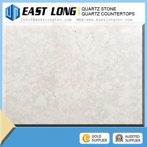 White Color Quartz Stone Slabs Artificial Quartz Countertops pictures & photos