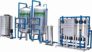 Ultra Filtration (UF) Mineral Water Treatment Plant / Spring Water Purification Equipment (10000L/H) pictures & photos