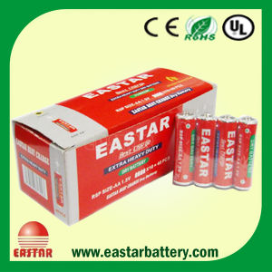 R6p Battery/AA Dry Battery pictures & photos