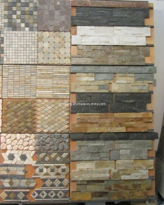 Flagstone, Cultured Stone, Slate Tile for Wall pictures & photos