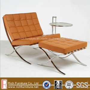 Moder Leisure PU/Leather Sofa Chair (Barcelona) pictures & photos