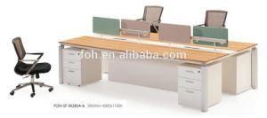 Office Building Desk Office Working Bench Design in Guangzhou pictures & photos