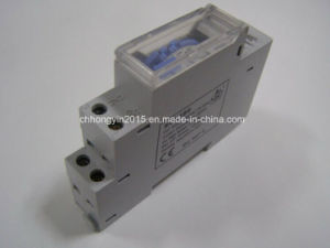 Sul180A DIN-Rail Type 70hour Storage Time Timer pictures & photos