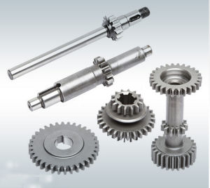 Carbon Steel Gear Shaft pictures & photos