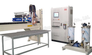 Electronics Gasket PU or Silicon Foam Sealing Machine Manufacturer pictures & photos