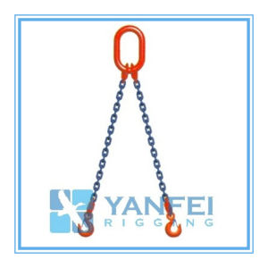 G80 Two Legs Chain Sling with Hook pictures & photos