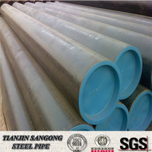 Welding Round Shape Steel Tubes with Good Price pictures & photos