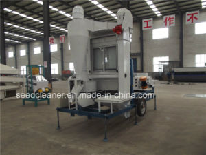 Soybean Kidney Sesame Seed Cleaning Machine pictures & photos