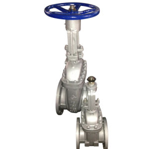ANSI Standard Flanged Gate Valve 300lb pictures & photos