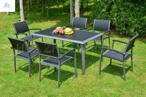 High-Density Polywood Outdoor Garden Table pictures & photos