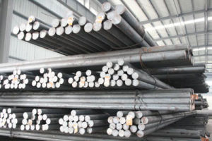 Steel Round Bar (GB 40Cr)