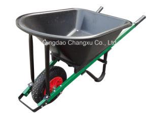 Garden Tool Plastic Bucke Wheel Barrow