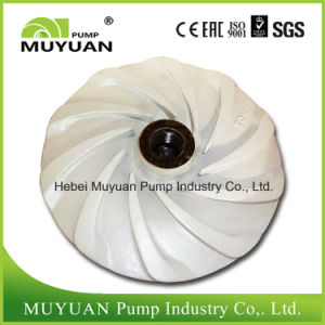 Anti-Corrosion Fly Ash Alibaba Slurry Pump Impeller pictures & photos