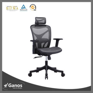 Swivel Conference Office Full Leather Chair pictures & photos