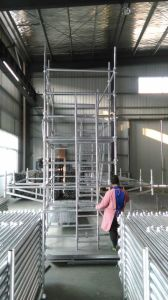Cuplock Scaffolding System pictures & photos
