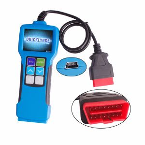 Original Leagend Quicklynks Jobd Auto Code Reader T80 Obdii/Eobd Scan Auto Diagnostic Tool pictures & photos