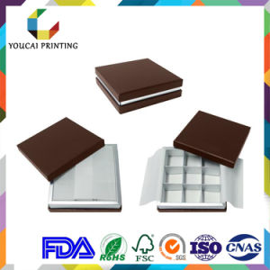 Factory Price Cardboard Food Grade Chocolate Box pictures & photos