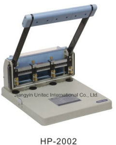 Factory Direct Sale High Quality 4 Holes Punch Machine HP-2002 pictures & photos