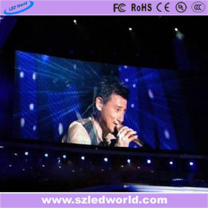 LED Video Screen with Pixel Pitch 6mm Indoor SMD Fixed pictures & photos