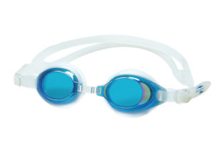 Cool Mirror Coating Lenses Youth Size Aqua Sports Glasses pictures & photos