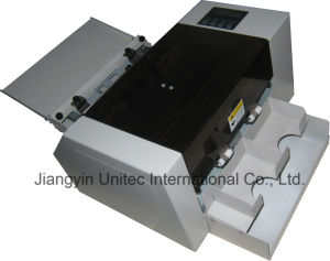 Ssa-001 A4-I Automatic Business Card Slitter Cutting Machine pictures & photos