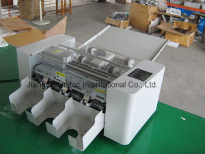 High Qualtiy A3+Size Fully Automatic Business Card Cutter Machine Ssa-002-I pictures & photos