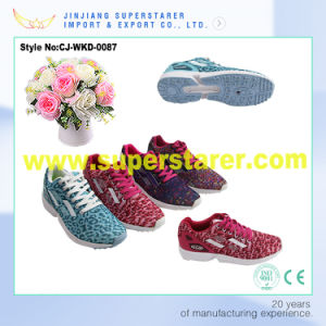 Fashion EVA New Mesh Sneakers for Women pictures & photos