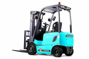 Good Quality Electric Powered Forklift Most Popular in China pictures & photos