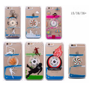 Mobile Phone Cover Liquid PC Case for iPhone6 6s pictures & photos