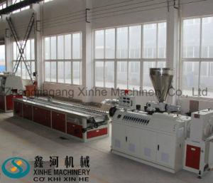 WPC Flooring Profile Machine Extrusion /PVC Production Line