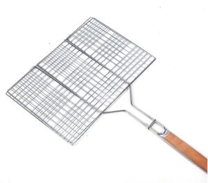 Barbecue Grill Wire Netting/Crimped Wire Mesh pictures & photos